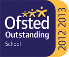 Ofsted Outstanding School 2012|2013